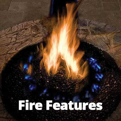 Fire Features For Inground Pools