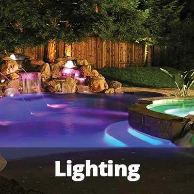 LED Lighting for Inground Pools