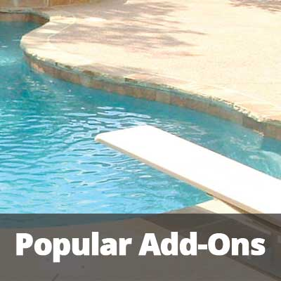 Popular Add-ons For Inground Swimming Pools