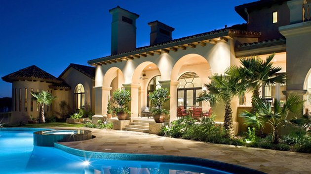 Flood Lights are a popular Backyard Feature in 2016