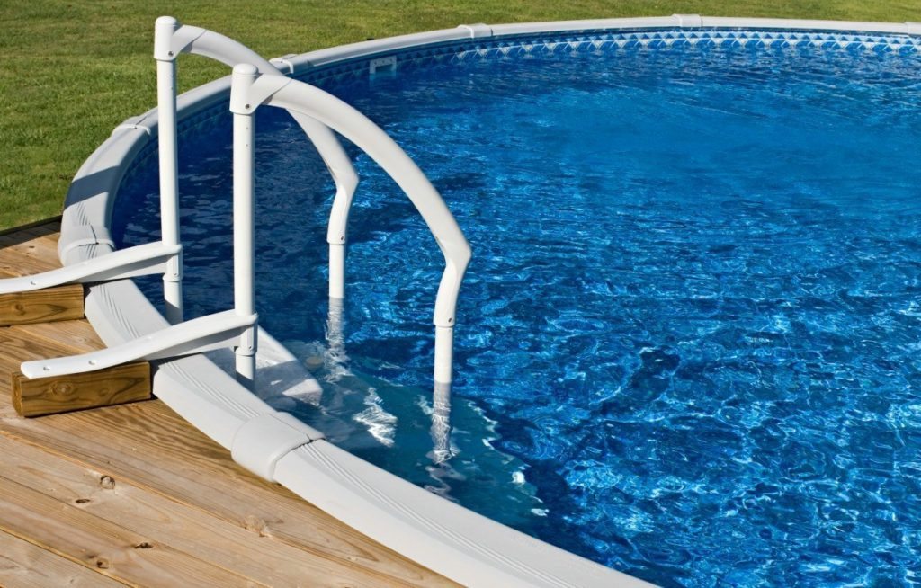 Above Ground Pool Ladder Cost - Above Ground Pool Steps, Stairs