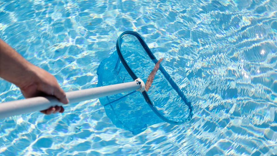 What are the maintenance costs with an above ground pool?