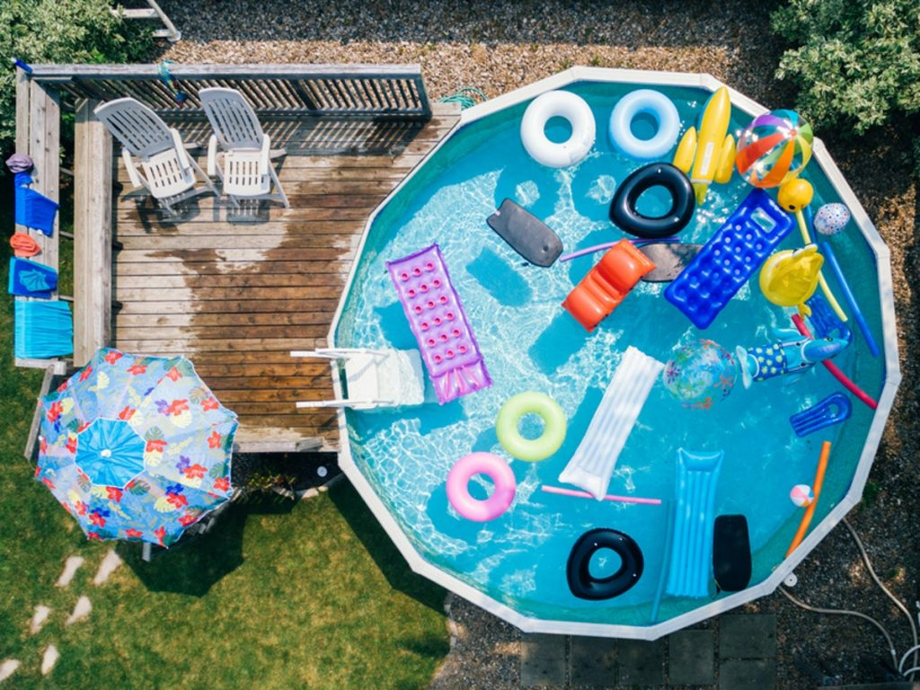 Most Common Questions About Above Ground Pools
