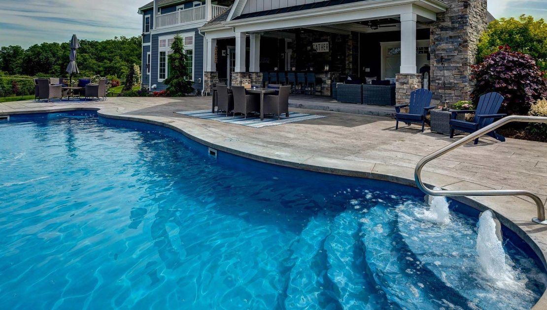 Building an Inground Pool on a Budget
