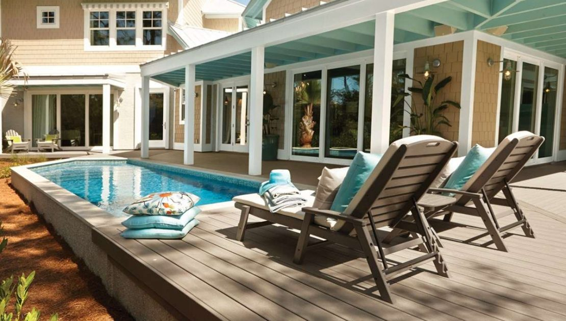 2021 Pool Deck Costs for Above Ground Pools