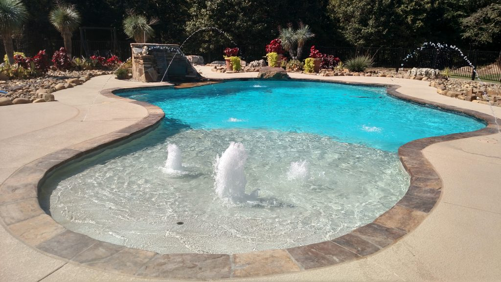 Residential pool construction has jumped up from 2020 to 2021