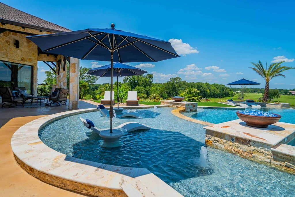 The price of an inground pool and how much it ultimately will cost is based on the options you choose.