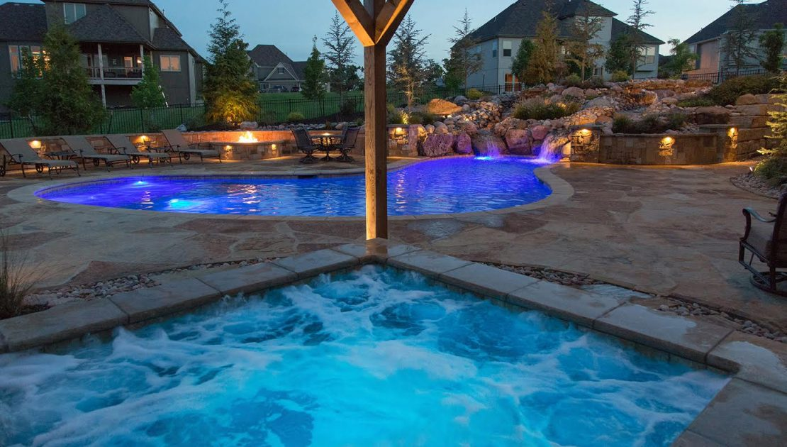 What are the pool prices of pools with built-ins?