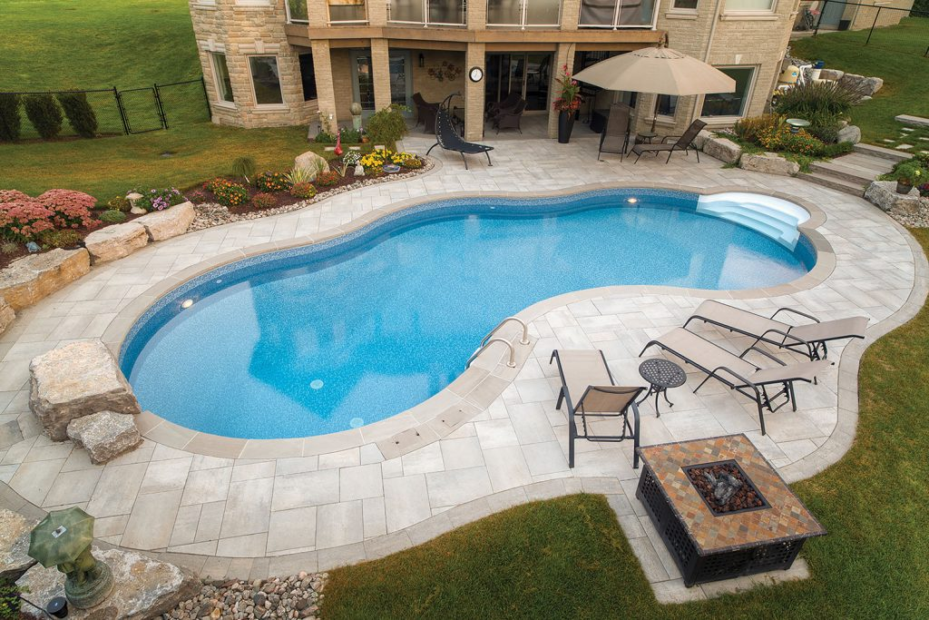 Read our 2021 Inground Pool Guide to see how much inground swimming pools really cost.